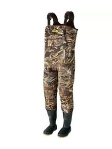 Decoys Cabela's 5mm Neoprene Super Mag Waders Size 13 Insulated