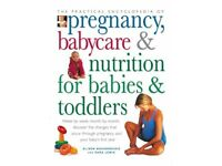 The Practical Encyclopedia of pregnancy, Babycare &nutrition for babies & toddler