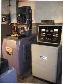 EUROSPARK MODEL H425 50 10 SPARK EROSION MACHINE
