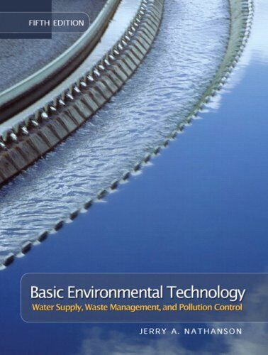 Basic Environmental Technology  Water Supply  Waste Management  a