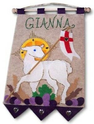 First Communion Banner Kit ( First Communion Banner Kit