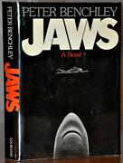 Jaws First Edition