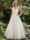 100% Silk Wedding 14 Women's Size Dresses