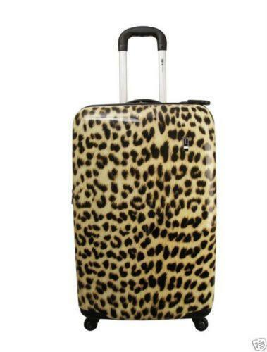 Leopard Carry On Luggage Ebay