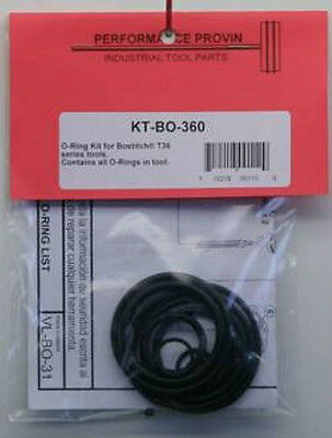 Bostitch T36 Staplers O-Ring Kit - KTBO360