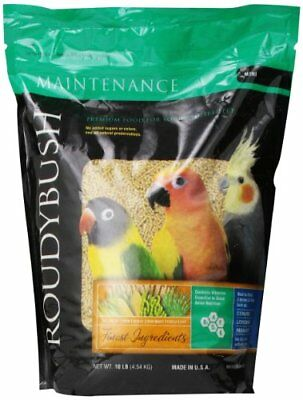 Roudybush Daily Maintenance Bird Food, Mini, 10-Pound