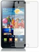 Samsung Galaxy S2 Screen Protector Matte