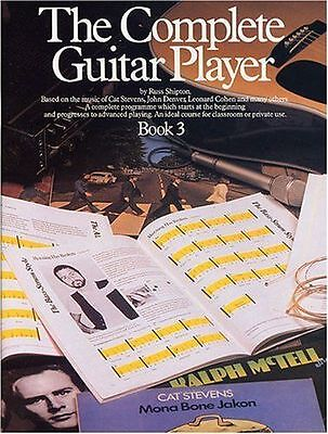 The Complete Guitar Player Book 3 By Russ Shipton
