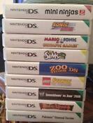 Nintendo DS Pokemon Games Bundle