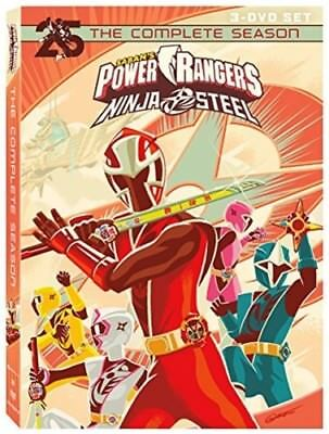 Power Rangers Ninja Steel: Complete Season [New DVD] Boxed Set, Widescreen