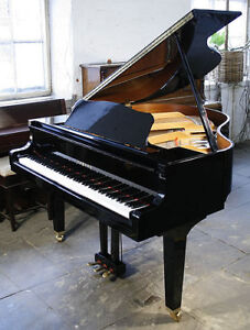 Yamaha GA1 Baby Grand Piano