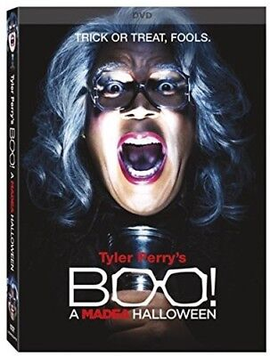 Tyler Perry's Boo! A Madea Halloween [New DVD]](New Halloween Movies)