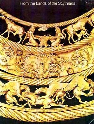 Scythian Sarmatian Altai Golden Treasure Ancient Russia Ural Steppes Hermitage