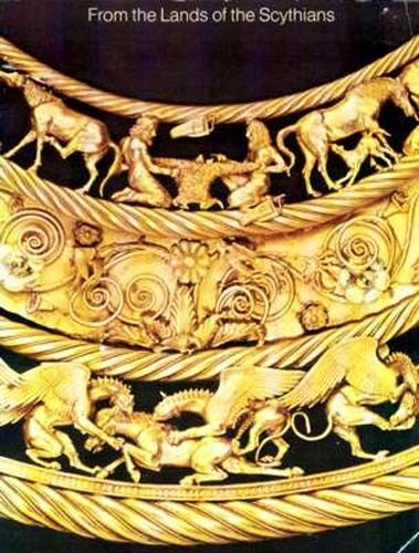 Golden Treasure Jewelry Scythian Sarmatian Altai Ancient Russian Urals Steppes