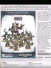 Orks Warhammer 40K Miniatures