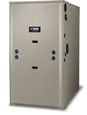 York LX Series TM9X 95% AFUE VS X13 60K BTUH Gas Furnace