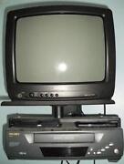 Portable CRT TV