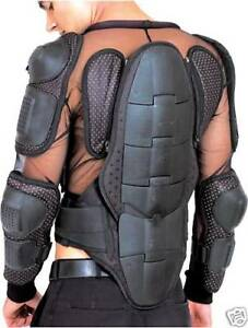 FULL BODY MOTORCYCLE ARMOR