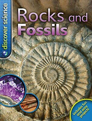 Discover Science: Rocks and Fossils by Pellant, Chris Book The Fast Free