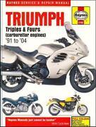 Triumph Motorcycle Manual