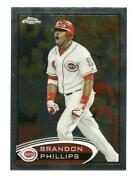 2012 Topps Brandon Phillips