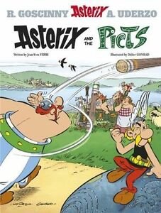 ASTERIX AND THE PICTS - A.UDDERZO - R.GOSCINNY - JEAN-YVES FERRI - DIDLER CONRAD