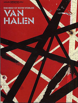 Van Halen The Best Of Both Worlds Learn to Play Rock Guitar TAB Music