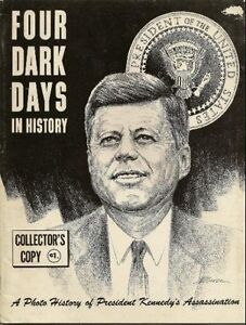 Four Dark Days in History Collectors Copy