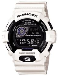 CASIO WATCH G-SHOCK RADIO CLOCK MULTIBAND 6 GW-8900A-7JF MEN'S TRACKING