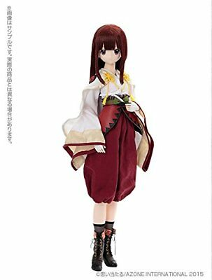 AZONE Black Raven Series Amane The fate of blaze 50cm Fashion Doll Figure