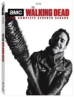 The Walking Dead  Complete Seventh Season 7  Dvd  2017  5 Disc  Sealed Expedited