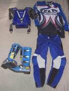 Used Motocross Gear