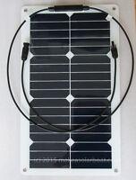 20 Watt Solar Kit, charge batteries over winter.