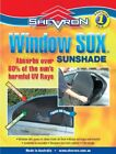 Mitsubishi Window Shade Car and Truck Sun Visors