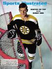 Bobby Orr Hockey 1969 Vintage Sports Magazines