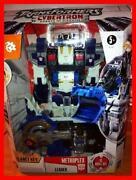 Transformers Metroplex