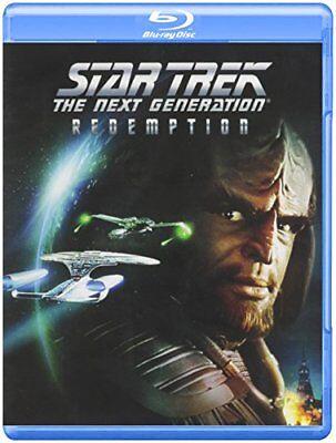 Star Trek  The Next Generation   Redemption  Blu Ray  New