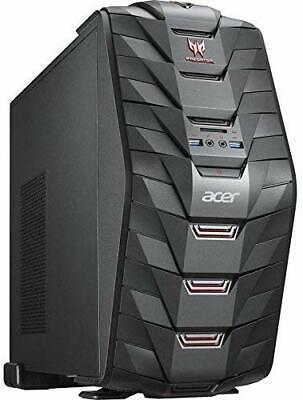 Acer Desktop Computer Predator, Core i7, 32 GB RAM, 1 TB HDD+256 GB SSD, Win 10