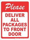 Delivery Sign