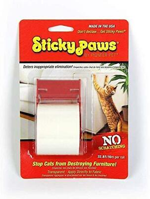 Sticky Paws Pioneer Pet Roll (32.8 feet)