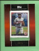 2009 Topps Silk Collection Baseball Cards