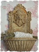 Wandbrunnen Gusseisen