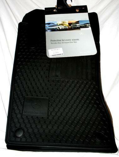 Mercedes e350 floor mats ebay for Mercedes benz e350 floor mats