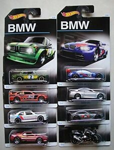 Hot Wheels BMW Set 1:64