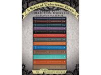 A Series of Unfortunate Events Collection 1-13 (e-books)