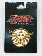 Zelda Pin