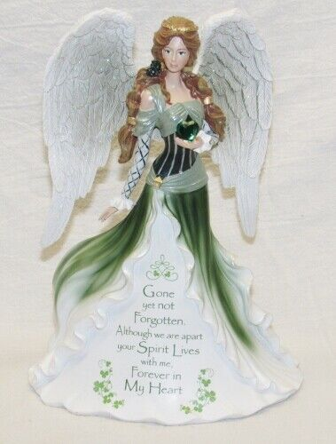 Thomas Kinkade's Eternal Love Angels Collection: A Forever Love