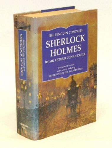 Penguin Sherlock Holmes (Penguin Great Authors),Sir Arthur Conan Doyle