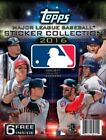 Topps Baseball Sports Sticker Albums
