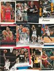 Refractor Allen Iverson Basketball Trading Cards Lot